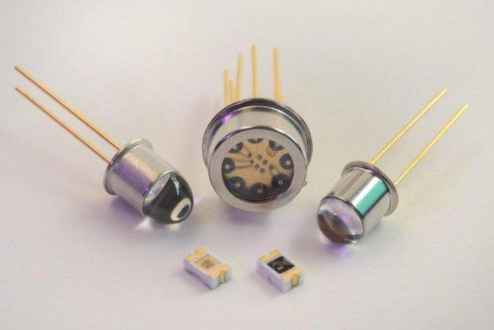 полупроводниковые приборы диоды тиристоры оптоэлектронные приборы