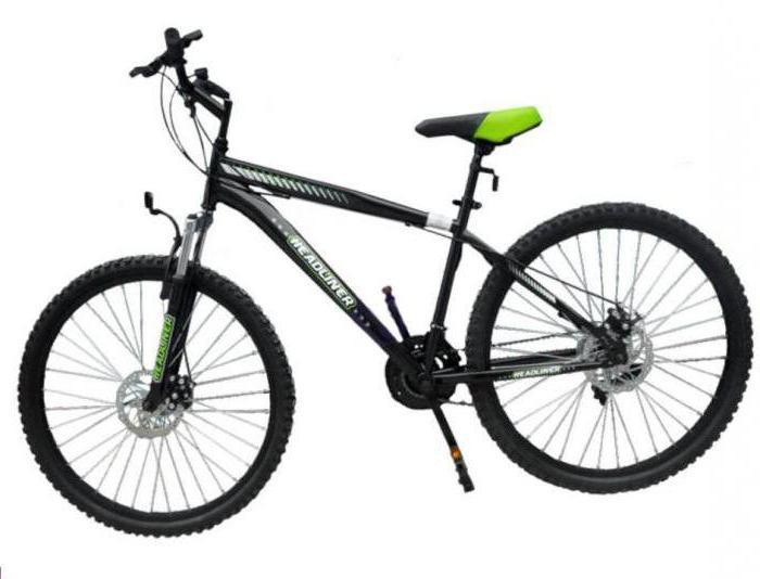 хедлайнер велосипед