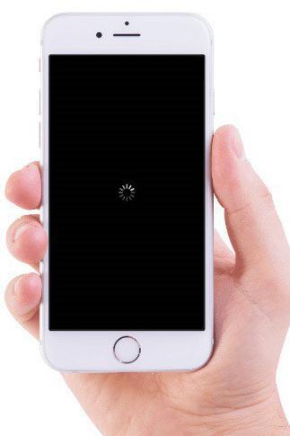 как перезагрузить айфон 7 двумя кнопками
