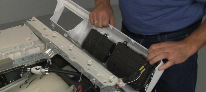 самостоятельный ремонт стиральных машин самсунг