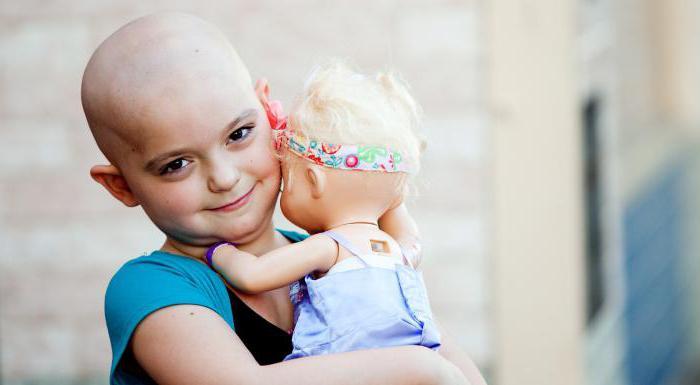 причины рака у детей