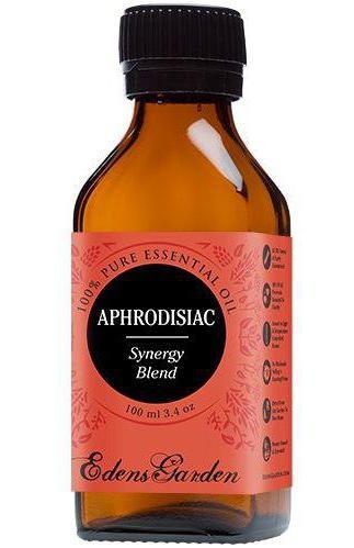 парфюмерное масло с афродизиаками