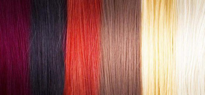 краска для волос гарньер что означают цифры