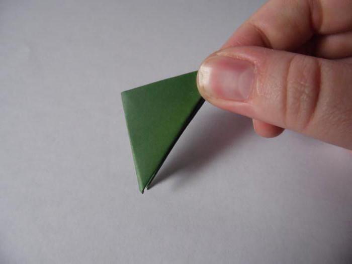 оригами ягодки и фрукты из бумаги