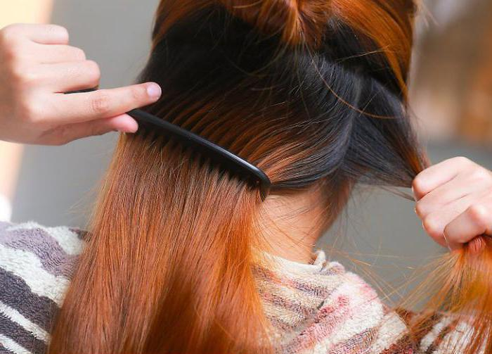 что означают цифры на упаковке краски для волос