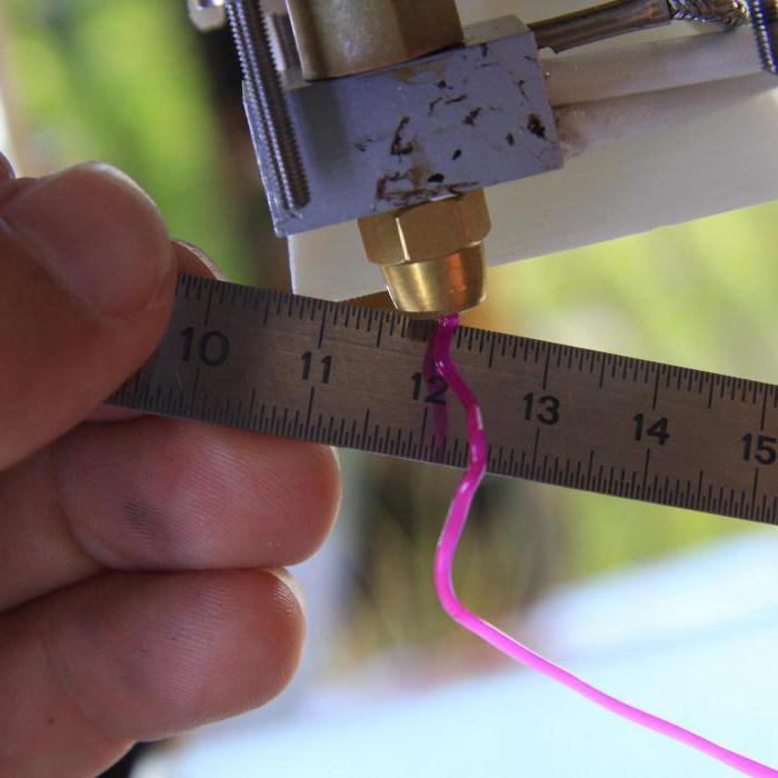 оборудование для производства нити для 3d принтера