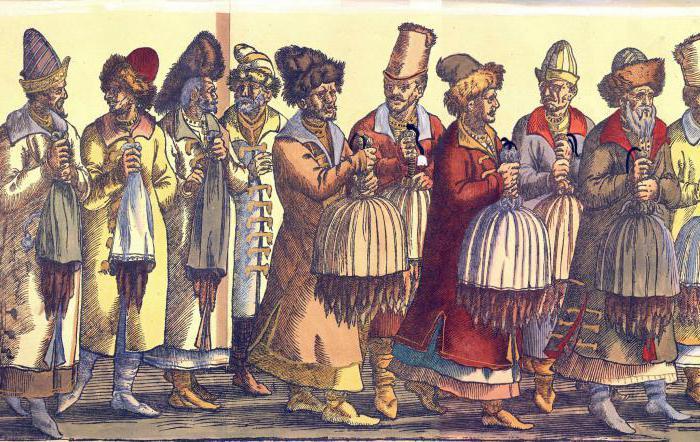 сбор ясака
