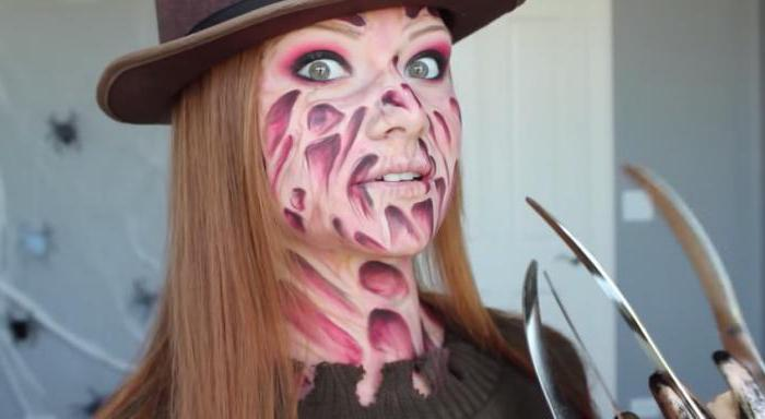 маска фредди крюгера своими руками