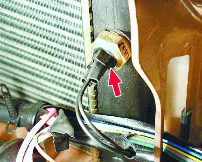 не включается вентилятор охлаждения ваз 2110 инжектор причины фото