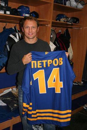советский хоккеист олег петров