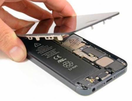 можно заменить стекло на айфоне 5