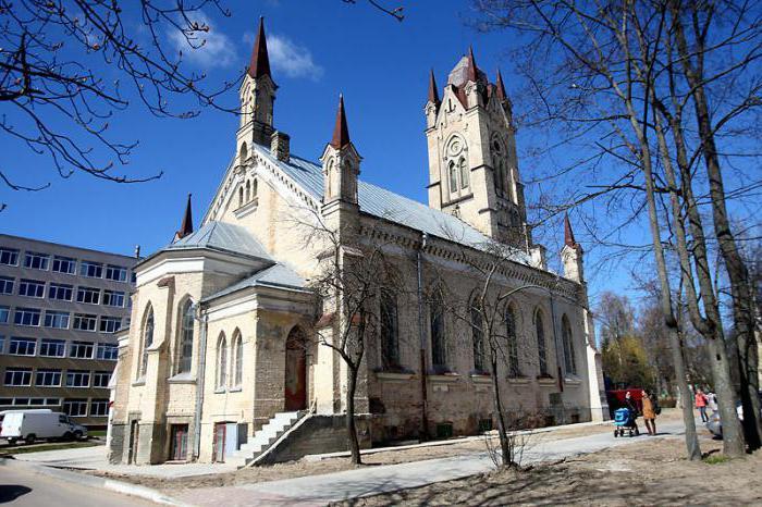 гродно лютеранская церковь