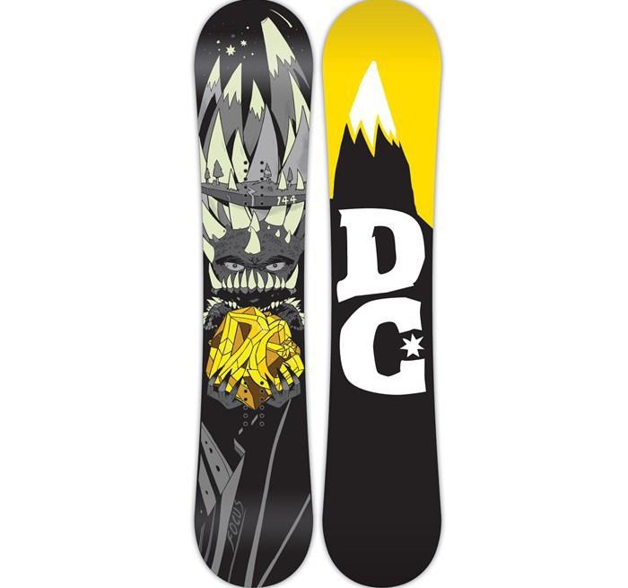 сноуборд dc shoes