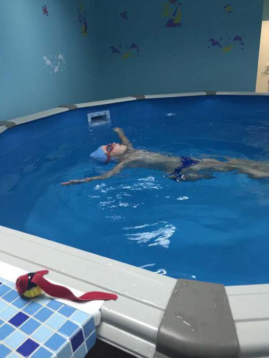 бассейн в люберцах для детей