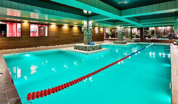 фитнес с бассейном люберцы