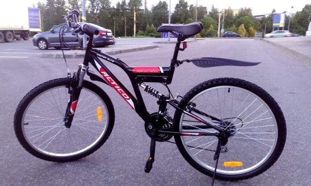 велосипеды actico отзывы