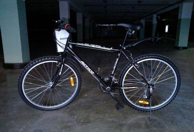 велосипед actico 26 отзывы