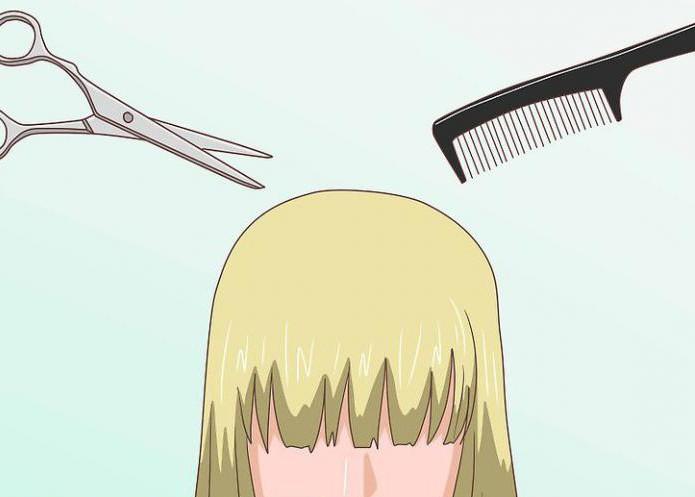 окантовка волос мужская