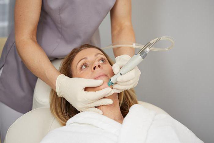 процедура для лица hydrafacial отзывы