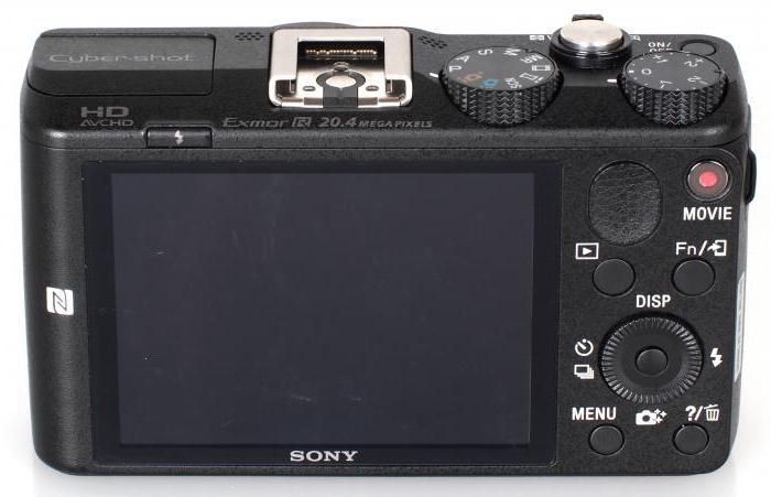 sony cyber shot dsc hx60 обзор характеристики