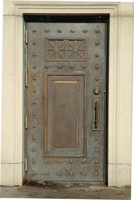 металлическая дверь отзывы