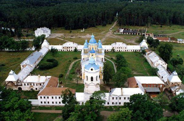 коневский рождество богородичный монастырь
