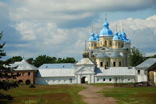 коневский рождествено богородичный монастырь