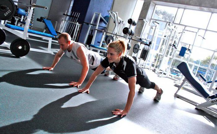 принципы спортивной тренировки