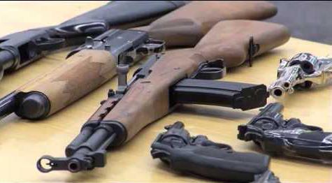 оружие списанное охолощенное модели