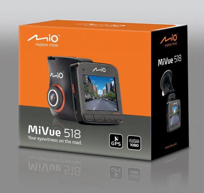 видеорегистратор mio mivue 518 отзывы