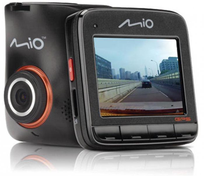 автомобильный видеорегистратор mio mivue 518 отзывы