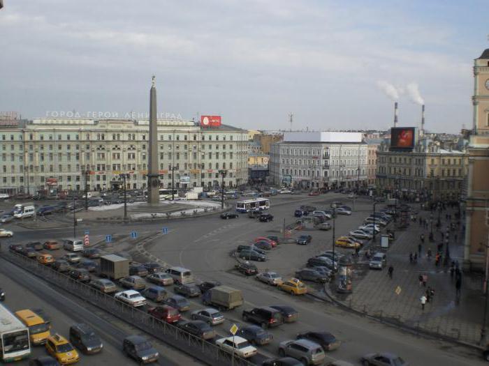 Центральный район санкт петербурга