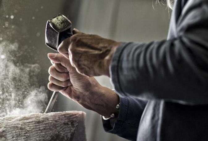 инструменты скульптора