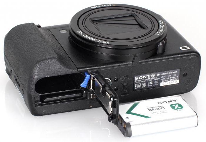 технические характеристики sony cyber shot dsc hx60