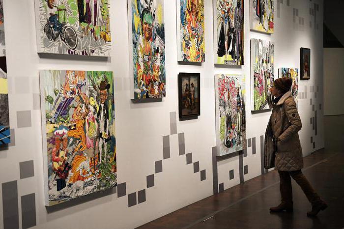 современное искусство в россии 21 век
