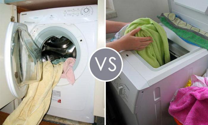 какую стиральную машину лучше выбрать отзывы