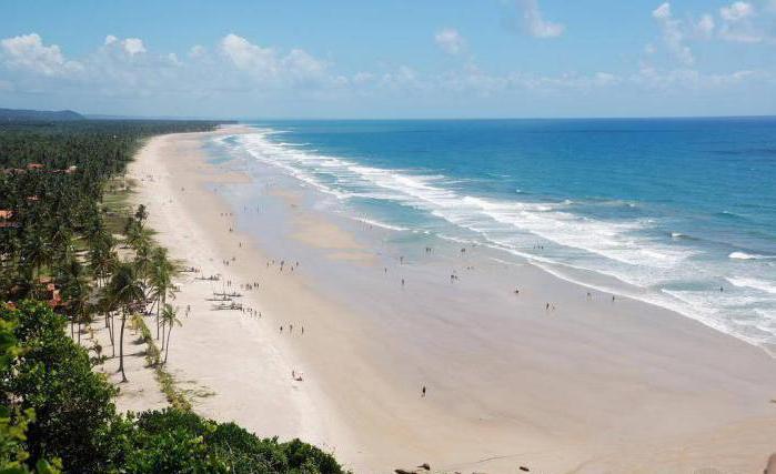 Самый длинный в мире пляж