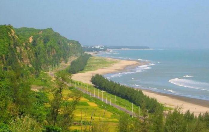 Где самый длинный пляж в мире