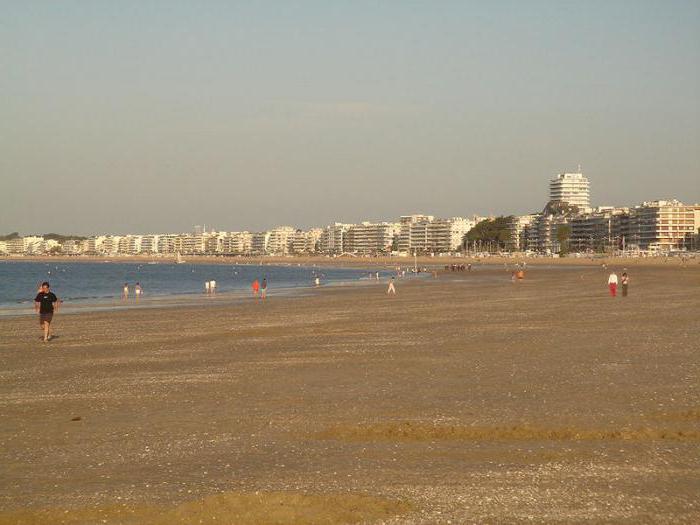 Самый длинный пляж в Европе