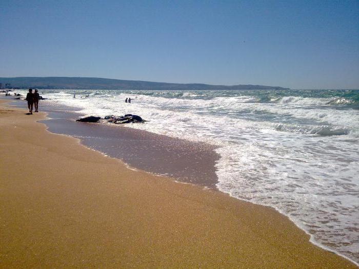 Самый длинный пляж в России