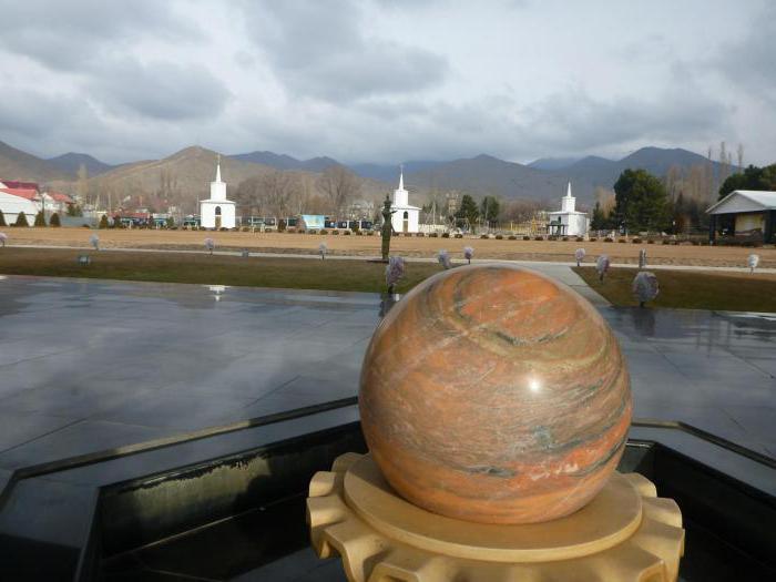 г чолпан ата киргизия