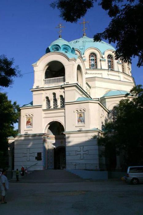 собор святителя николая чудотворца в евпатории крым