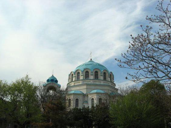 собор святителя николая чудотворца евпатория история