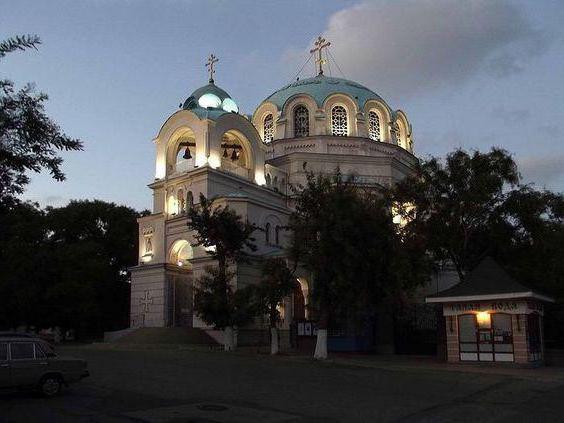 собор святителя николая чудотворца евпатория