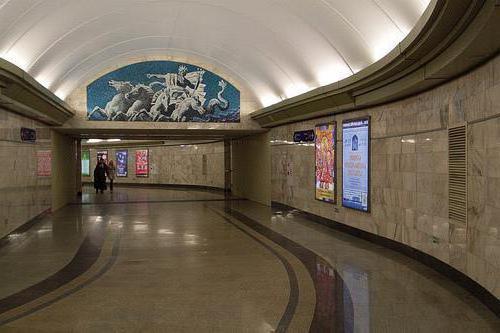 адмиралтейская станция метро