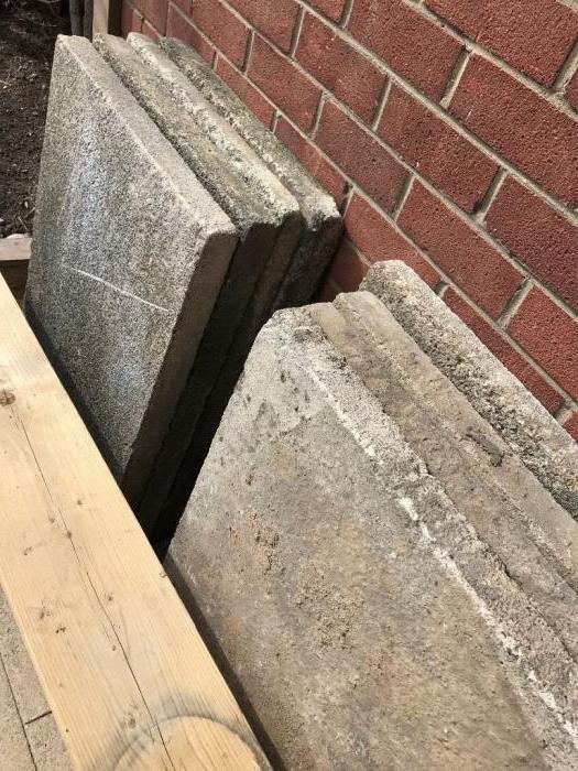 плитка тротуарная толщина 60 мм