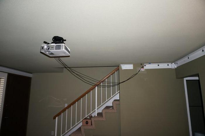 потолочное крепление для проектора benq