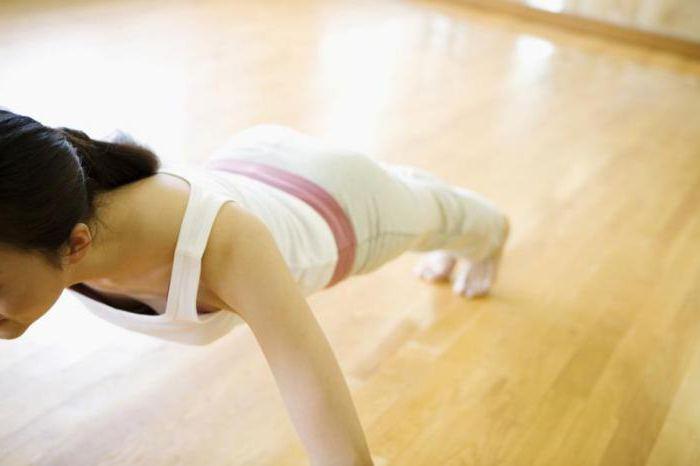 упражнения для похудения рук для женщин