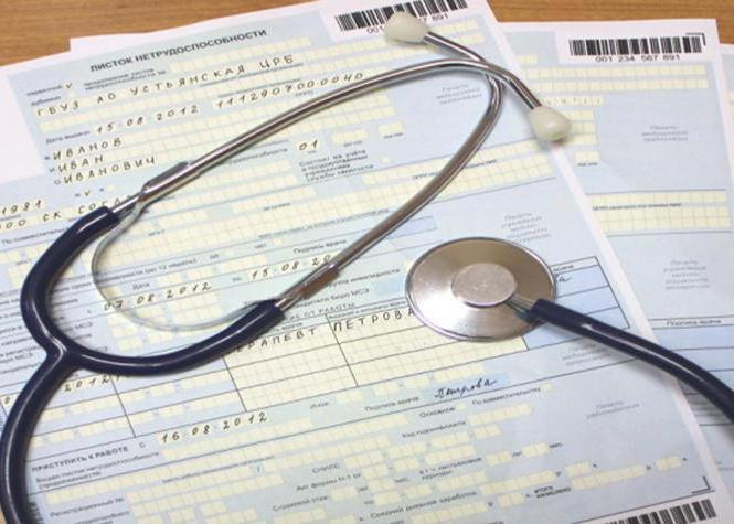 ндфл с больничного листа