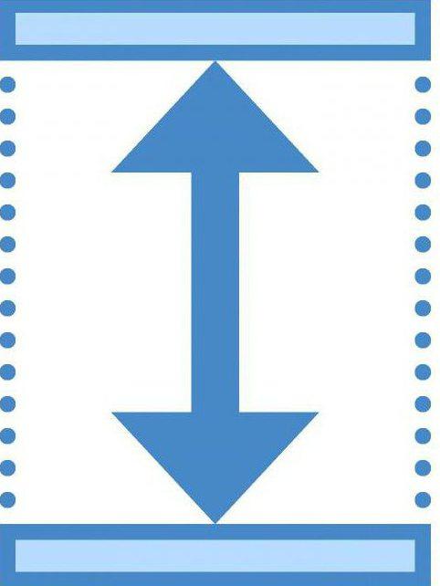 буквенное обозначение длины ширины высоты